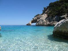 Cala Goloritze Baunei Sardegna