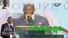 Bishop Pastor Jamal Bryant New Sermons 2016 - Jamal Harrison Bryant I've Got The Total Package