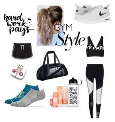 """""""Untitled #23"""" by telltalelove1 ❤ liked on Polyvore featuring Topshop, Steve Madden, PhunkeeTree, Monki and NIKE"""