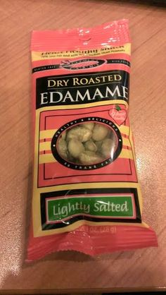 Banshee's Breakfast:  Brand:  Seapoint FarmsFlavor:  Dry Roasted Edamam...