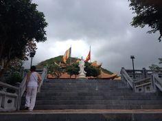 Con Dao archipelago island Vietnam can son temple