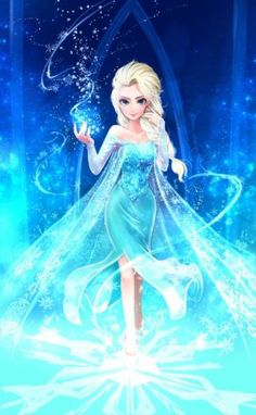 Elsa the Snow Queen - Frozen (Disney) - Mobile Wallpaper - Zerochan Anime Image Board Disney Frozen Art, Princesa Disney Frozen, Disney Pixar, Frozen Movie, Arte Disney, Disney Fan Art, Elsa Frozen, Disney Animation, Disney Cartoons