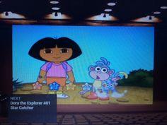 Dora the Explorer 401 Star Catcher - YouTube