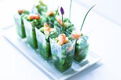 prawn ceviche verde