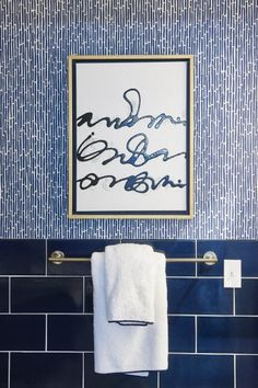 Color Spotlight: Navy Blue | Fireclay Tile