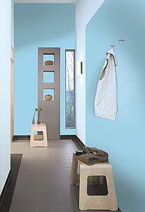Ideen Für Die Wangestaltung Im Flur: Alpina Farbe U0026 Einrichten
