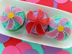 14 Easy Easter Cupcake Decorating Ideas : easy spring cupcake decorating ideas - www.pureclipart.com