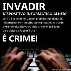 BRADO CONSULTORIA E SERVIÇOS LTDA.: CRIMES DE INFORMÁTICA