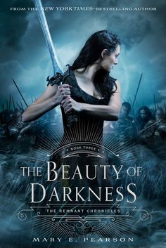 Buy The Beauty of Darkness: The Remnant Chronicles, Book Three by Mary E. Pearson and Read this Book on Kobo's Free Apps. Discover Kobo's Vast Collection of Ebooks and Audiobooks Today - Over 4 Million Titles! Ya Books, Good Books, Books To Read, Free Books, The Remnant Chronicles, Darkside Books, Beautiful Book Covers, Fantasy Books, Book Cover Design