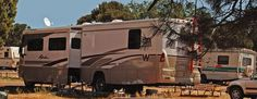 Grand Canyon- RV Park...we stayed here for 4 days..rented bicycles, hiked around, it was a great place!