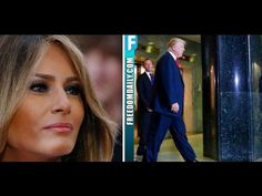 BREAKING: Trump Drops Everything To Go To Hospital With Melania – Here's Who Else Is There - YouTube
