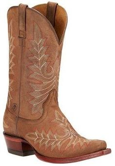Ariat Women's Brooklyn X Toe Cowgirl Boot