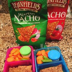 Packing snacks for the kids... @beanfieldssnacks is in order for Hump Day!  Happy Wednesday! #healthyeating #healthyfood #lunchbox #kidslunch #veegmama #snack
