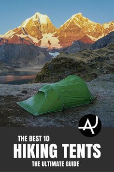 best hiking tents