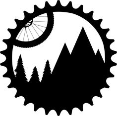 MTB logo Sticker by Bongonation Store - White Background - Bicycle Tattoo, Bike Tattoos, Scott Mtb, Freeride Mtb, Mtb Enduro, Bike Wallpaper, Enduro Vintage, Mtb Clothing, Mtb Frames