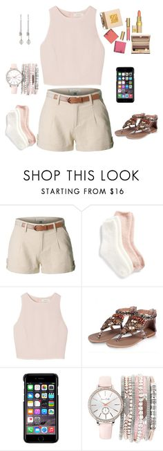 """""""Untitled #531"""" by izzystarsparkle ❤ liked on Polyvore featuring LE3NO, Lemon, SemSem, County Of Milan and Alexa K"""