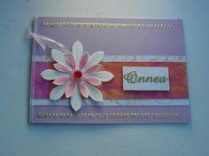 Kortti #85 / Greeting card by Miss Piggy