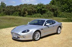 2002 Aston Martin DB7 Vantage V12 Automatic - Estimate (£): 35,000 - 40,000. 11,000 miles - UK car