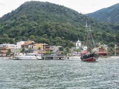 Ilha de Itacuruçá, RJ.
