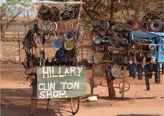Hillary Clinton Shop[