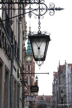 Old town, Gdansk