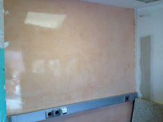 29-10-2013. #proyectoprei.#tecnicas hm microcemento en paredes