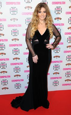 Pin for Later: Cosmo's Ultimate Women Ruled the Red Carpet Last Night Ella Henderson Nick Jonas Smile, Ella Henderson, Celebs, Celebrities, Music Artists, Red Carpet, Celebrity Style, How To Look Better, Formal Dresses