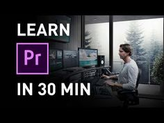 As we all know, in the photography world, things change and they change quickly. The thing that's been tremendously on the rise is the use of video. Here's how to get started editing video in Adobe Premiere. Adobe Premiere Pro, Beau Film, After Effects, Film Tips, After Effect Tutorial, Graphic Design Tips, Blog Images, Video Photography, Photography Tutorials