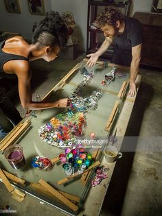 Dustin Yellin, Vanity Fair, September 2015 Photos and Images ...