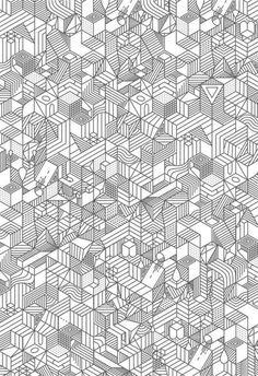40 motifs, textures et patterns à découvrir - Inspiration…