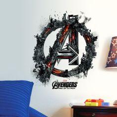 Avengers-Iron-Man-Thor-Hulk-Wall-Sticker-Vinyl-Decal-Kids-Boys-Room-Decor-Mural