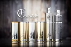 Artur's Caravela collection as posted on the Caravela forums on October, 2014.