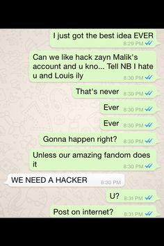Guys.. We need a hacker... If our fandom can leak a song we can also hack... Right? YAS