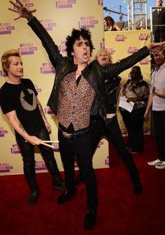 Haha, this is why I love Billie Joe