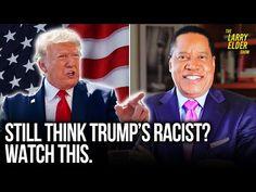How Racist is Trump Toward Black Americans? | Larry Elder Show - YouTube