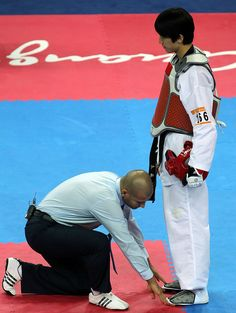 Dae Hoon Lee Photos - Olympics Day 12 - Taekwondo - Zimbio