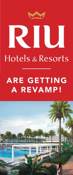 We're keeping you updated on RIU's latest renovations and openings! Find out in our blog...