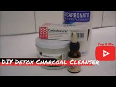 Homemade Activated Charcoal  Cleansing paste | Inspired by nature