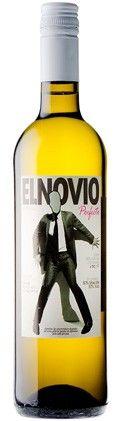 El Novio Perfecto 2013 es un #Vino #Blanco joven elaborado al 50% con uva Moscatel y Macabeo. Las dos variedades se vinifican por separado, obteniendo un moscatel seco, semi-dulce que invita a repetir, de ahí su nombre, El Novio Perfecto.