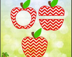 free chevron apple svg file - Google Search