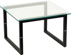 Glass End Table FD-END-TBL-GG by Flash Furniture