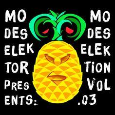 "Monkeytown Records | Good - V.A. ""Modeselektor presents Modeselektion Vol. 03"" / 2x Gatefold LP (MONKEYTOWN045LP)"