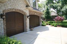 Garage Doors 011 Eden Coast Magnolia With Arch W 5 Carriage