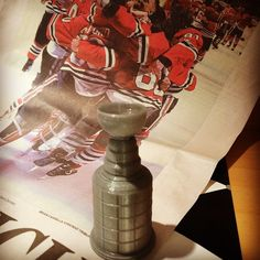HPL making Stanley Cups on 3D printer!