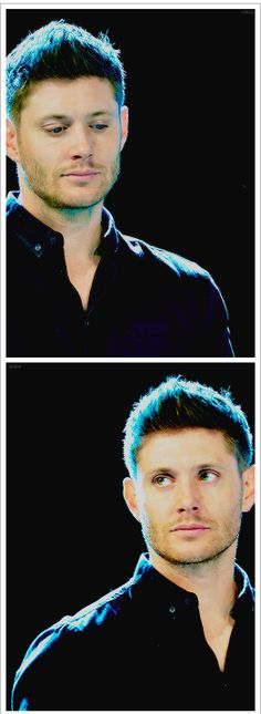 Good grief, Jensen. #JIBcon2014