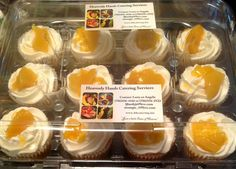 Another happy customer... Using our popular cupcake containers! They keep your frosting in tack and separated...