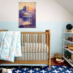 What are the pluses and minuses of this rug? Well, it features a bold, design, so that's a plus.  It can also be used anywhere from the playroom to the patio, so that's a bigger plus.  And it's super easy to clean, so that's a huge plus.  And the minuses? Well, we really couldn't think of any.