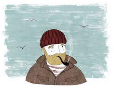 New animation. A seaman. | Lu Green