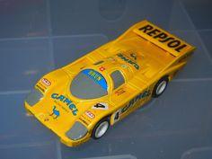 RARE TOMY AURORA AFX CAMEL REPSOL #4 SLOT CAR HARD TO FIND   eBay