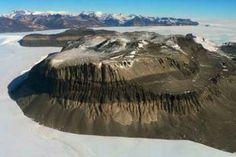 Antarctic Hills Haven't Seen Water in 14 Million Years
